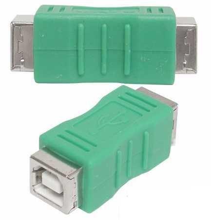 Redukce USB B / USB B