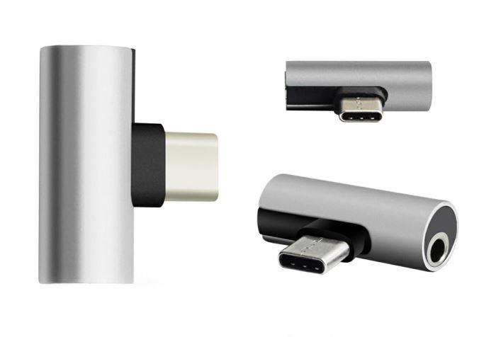 Adaptér  USB-C / 3,5mm jack