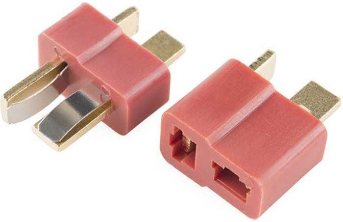 Konektor a zdířka T-DEAN