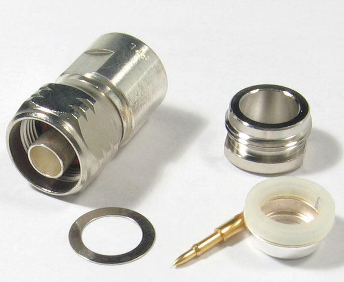 N konektor na koax 10mm šroubovací SPL BN 922481