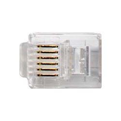 Telefonní konektor RJ12 (6P6C)