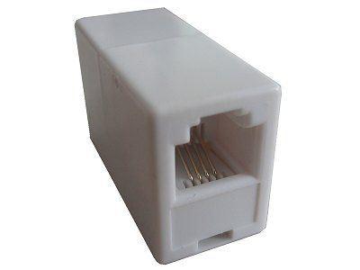 Telefonní spojka 6P4C kabelová