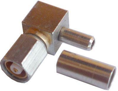 Konektor vf 22-1 TGL200-8080 50ohm zlacený, sada 5ks