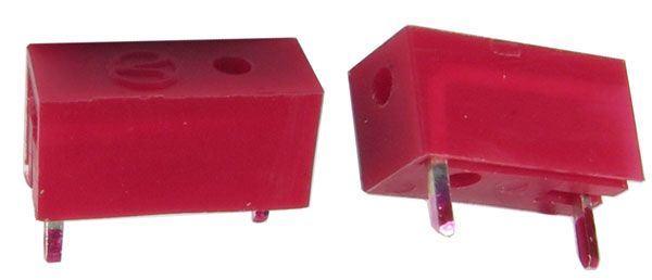 Zdířka-svorka 6AF28042 pro kolíky 1-1,2mm