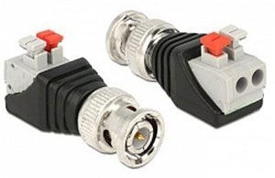 BNC konektor s pružinovou svorkou