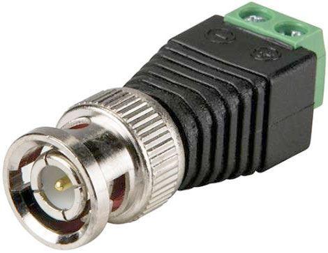 BNC konektor se svorkovnicí
