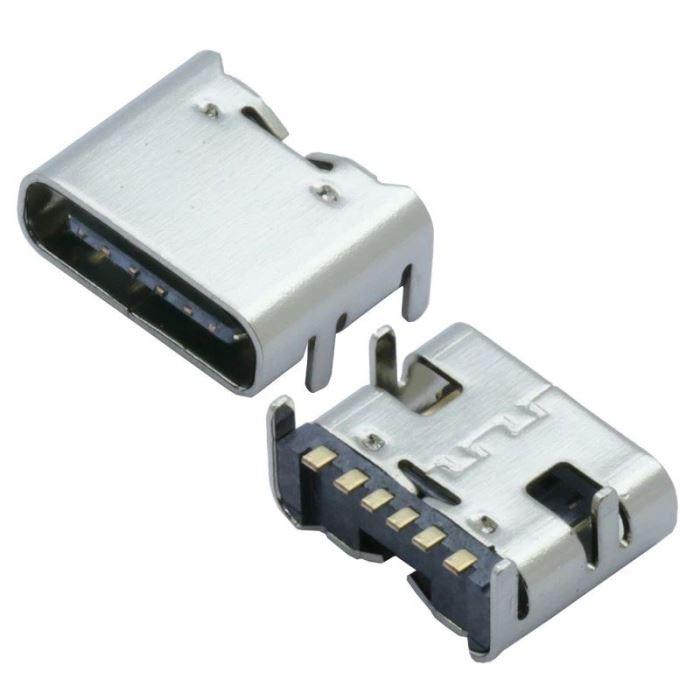 USB-C 3.1 zdířka do DPS