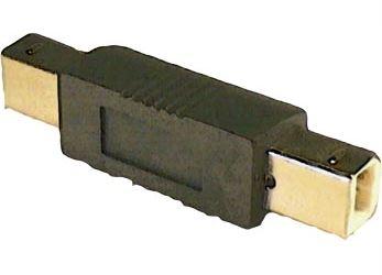 USB spojka 2x B konektor