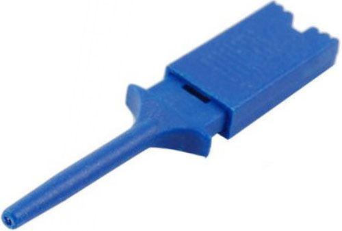 Měřící háček modrý