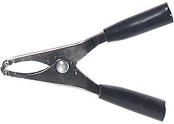 Svorka 15A černá l=70mm