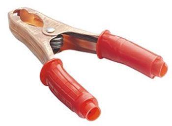 Svorka 400A červená l=160mm