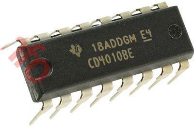 4010 6x neinvert.buffer, DIL16 /CD4010/