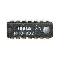 4002 NOR 2x 4 vstup, DIL14 /MHB4002,CD4002BF/
