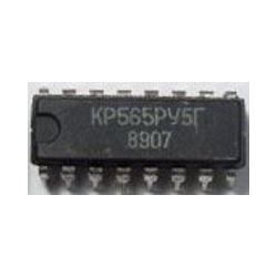 KR565RU5G - RAM 64k x 1bit