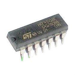 4541 - programovatelný časovač, DIL14 /HCF4541BE/