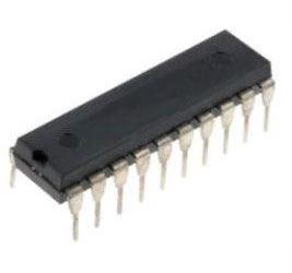 74LS244 8xBUS transceiver, DIP20 /Signetics/