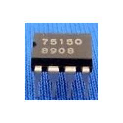 75150 - obvod rozhraní RS232, DIL8