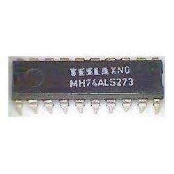 74ALS273 8x klopný obvod D s nulováním, SMD