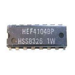 HEF4104BP - převodník napětí, DIL16