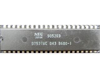D7537AC - MCU NEC, DIP40