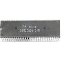 D75208CW - MCU NEC, SDIP64 /UPD75208CW/