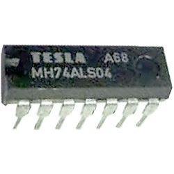 74ALS04 6x invertor,  DIL14 /MH74ALS04,MH54ALS04/