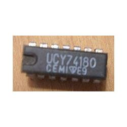 74180 8-bit.generátor parity, DIL14 /UCY74180/