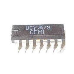 7473 2x klop.obvod J-K s nul. a nast., DIL14 /UCY7473,CDB473E/