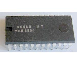 MHB8804 - analogové spínací pole, DIL24