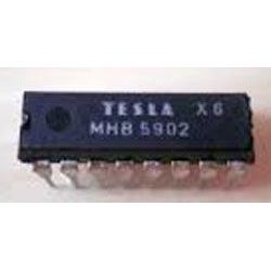 MHB5902 - paměť RAM 1024bit, DIL16