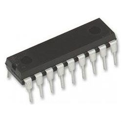 MHB5514 - paměť RAM 1024x4bit, DIL18