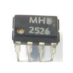 MHB2526 - seriová EEPROM, DIL8