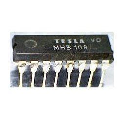 MHB108-desítkový čítač