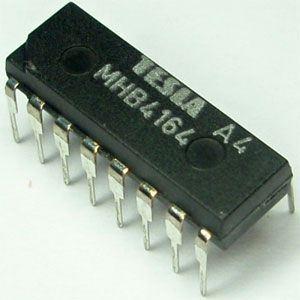MHB4164 - paměť DRAM 64kb