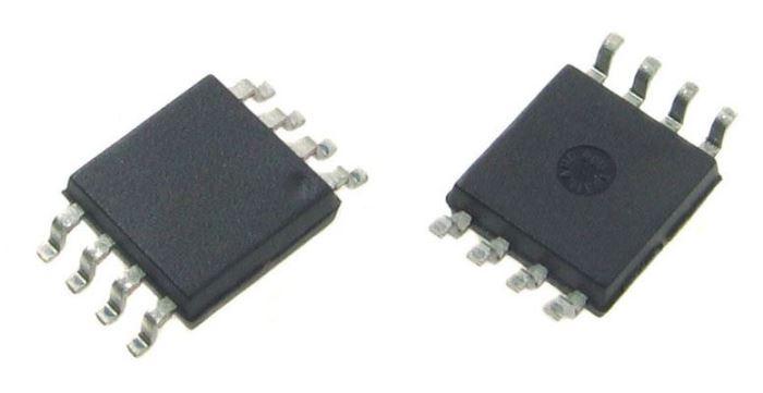 MC34063AP1G DC-DC konvertor 3-40V/1,5A 100kHz, 0-70°C SO8