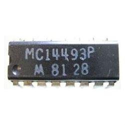 MC14493P -DIP16