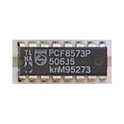 PCF8573P real time clock pro I2C,  DIP16