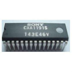 CXA1191S - FM/AM rádio+ nf zesilovač, SDIP-30