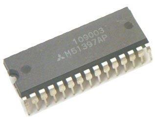 M51397AP - SECAM procesor, DIP30