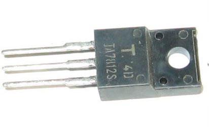 TA7812S  stabilizátor +12V/1A TO220 Toshiba /TA7812S/