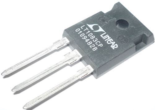 LT1083CP - stabil.+1,25-33V/7,5A TO247