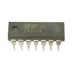 LM3065N mf zesilovač a diskriminátor, DIL14