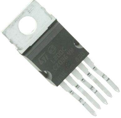 L200CV stabilizátor +2,85 až +36V/2A TO220/5Q