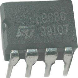 L9686 - přerušovač směrových světel, DIL8 /ST/