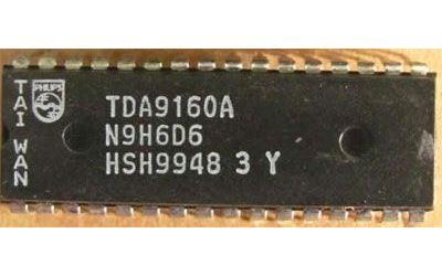 TDA9160A - obraz.signál.procesor