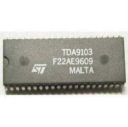 TDA9103 - obvod pro monitory, SDIP42
