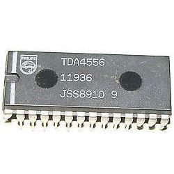 TDA4556 - procesor PAL/SECAM/NTSC, DIP28