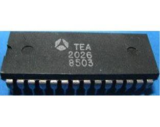 TEA2026 - obvod pro TV, DIL28