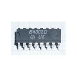 B4002D /UAA4002DP/ - řídící obvod pro spínací tranzistory DIL16