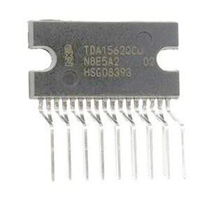 TDA1562Q NF zesilovač 70W/18V/8A můstek SIL18